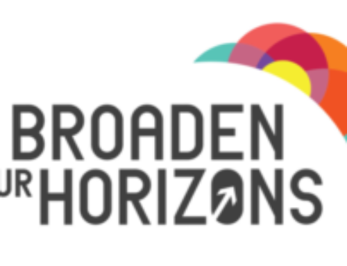 Broaden Your Horizons quarterly newsletter now out