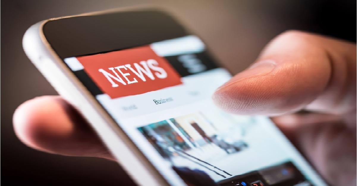 News web image