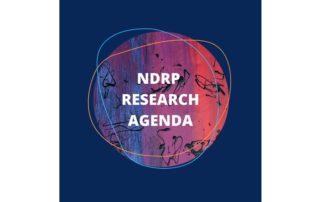 NDRP research agenda