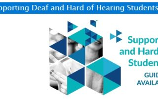 Guidlines for the deaf and hard of hearing