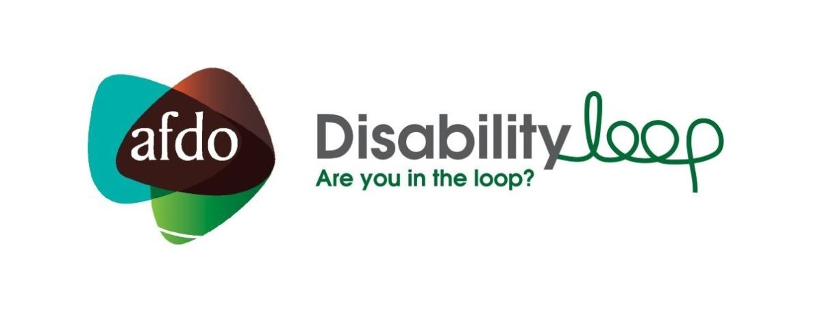 Australian Federation of Disability Organisations (AFDO) logo