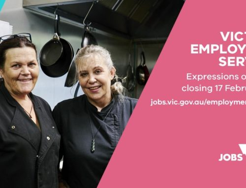 Expressions of Interest now open – Jobs Victoria Employment Services