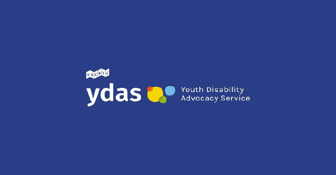 Youth Disability Advocacy Service (YDAS) Logo
