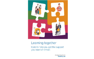 Learning together toolkit cover