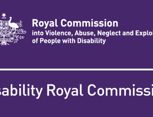 Royal Commission Public Hearing on Disability and Open Employment