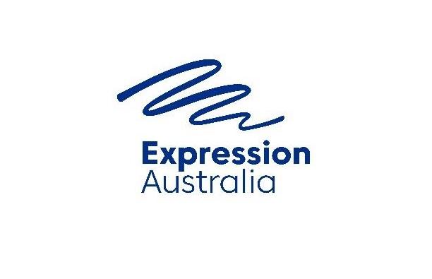 Expression Australia logo