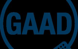 GAAD_Logo_Blue with keyboard and circle