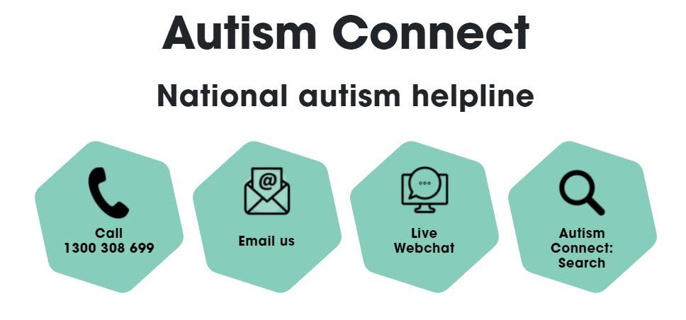 Image of website with helpline contacts